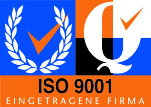 We are ISO 9001: 2015 certified